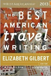 BLenore Greiner in Best American Travel Writing 2013